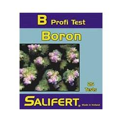 Test de Boro Salifert