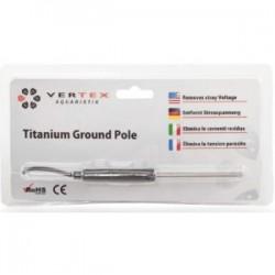 Titanium Ground Pole Vertex
