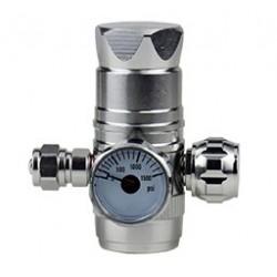 Compact Regulator W. electr. valve Blau.