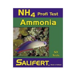 Test de Amonio Salifert